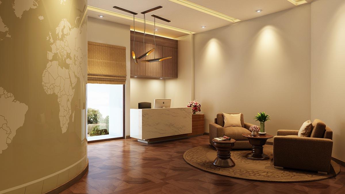 Office At Hailey Road Delhi