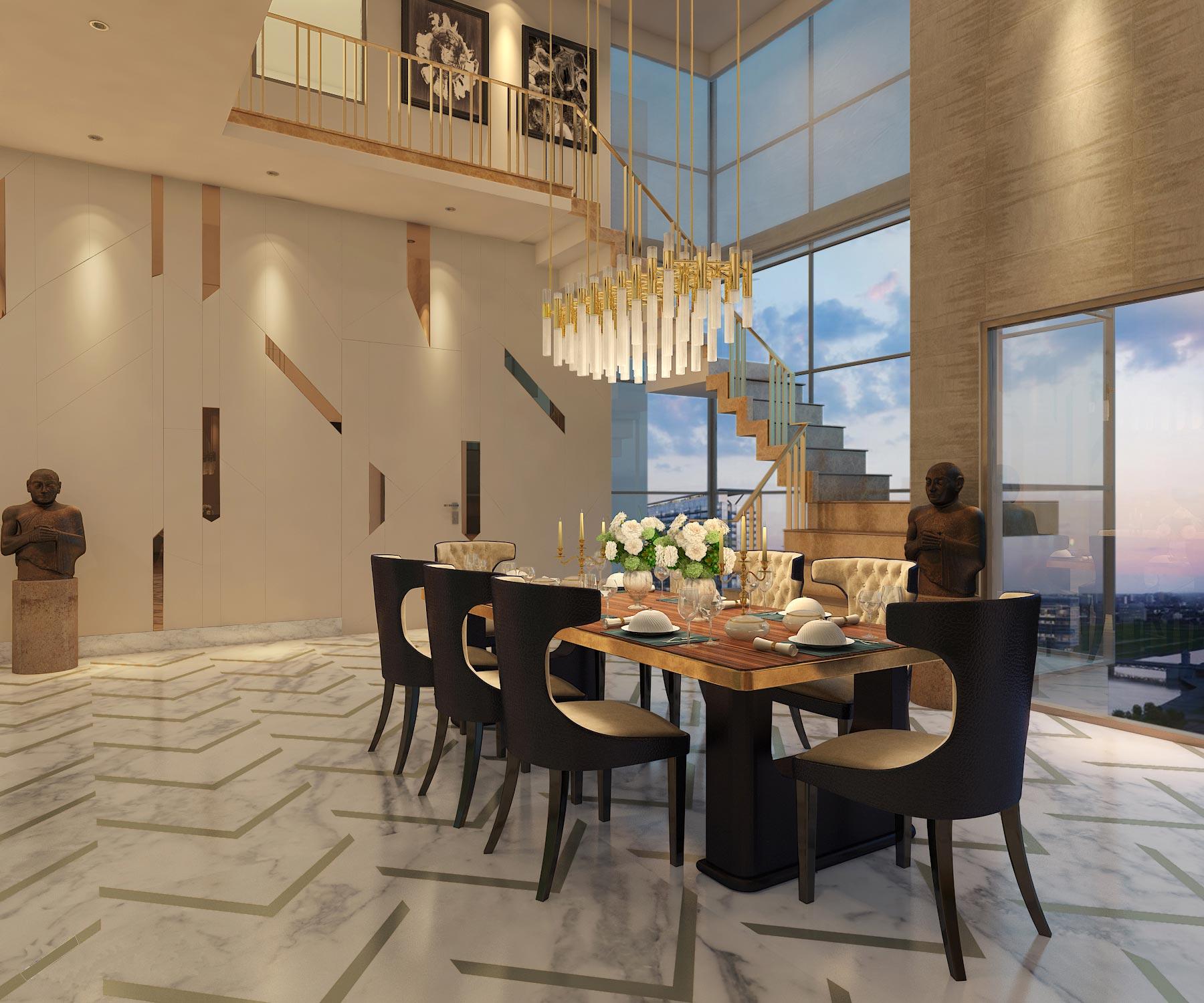 Bungalow Interior Design Kitchen: Synthesis – Architecture